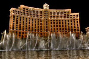 The Bellagio Casino Resort, Las Vegas