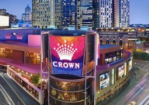 Koko Crown Casino Menu