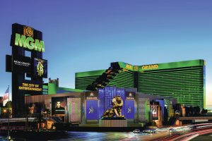 MGM Grand Casino, Las Vegas