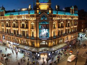The Hippodrome Casino, London