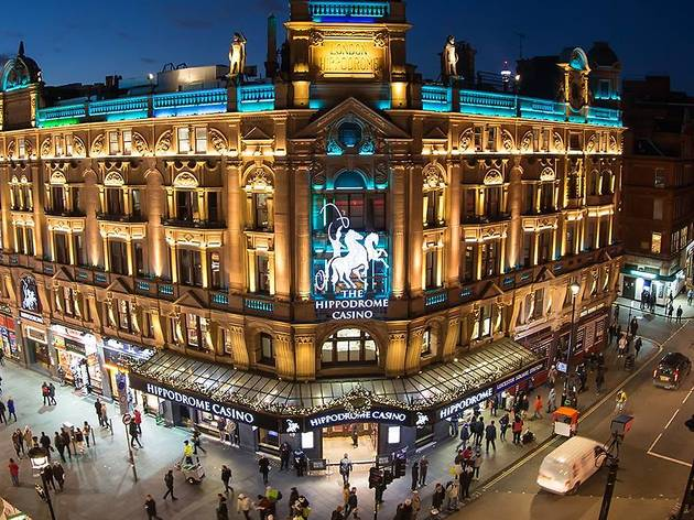 The Hippodrome Casino, London | Casinos Explained