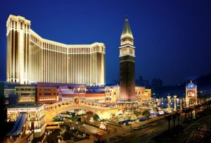The Venetian Macao Resort Hotel, China