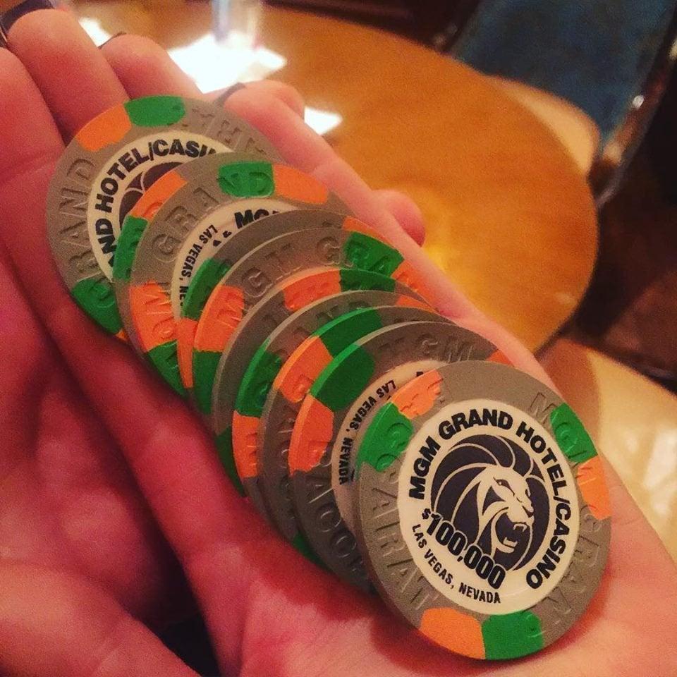 Million Dollar Chips