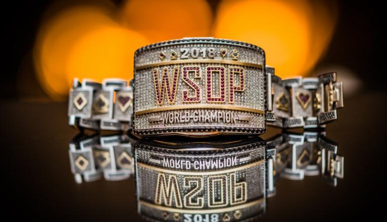 World Series of Poker Bracelet